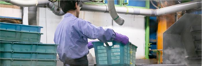 電解研磨・化学研磨処理