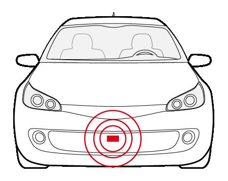 自動車センサー